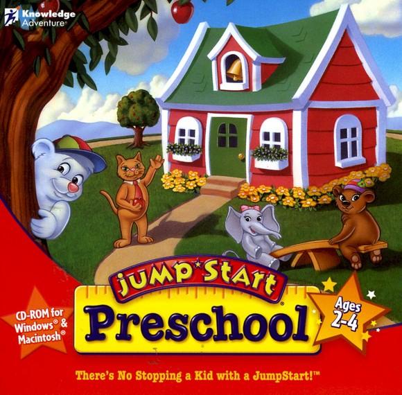 Jump Start Preschool Ages 2-4